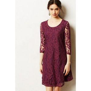 🦚Anthro || Puella Amare Lace Dress